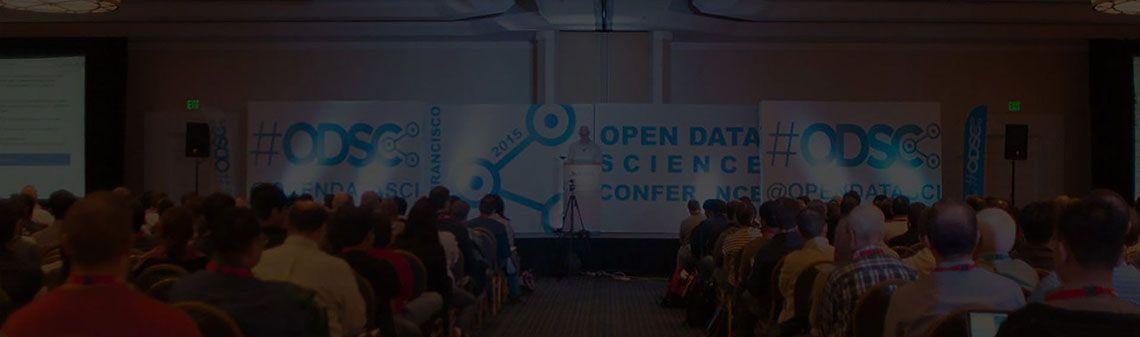 ODSC UK 2016: Open Data Science Conference anddeepsense.io Take London's Machine Learning Scene ByStorm