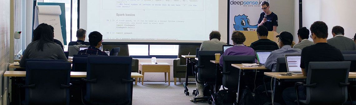 deepsense.io launches Machine Learning workshops inSanFrancisco