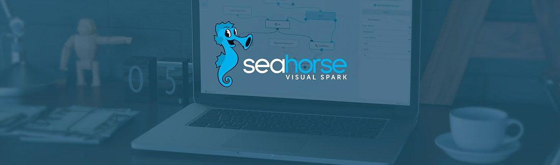 Seahorse goes open source! Data analysts can get more from the free BI tool powered by Apache Spark