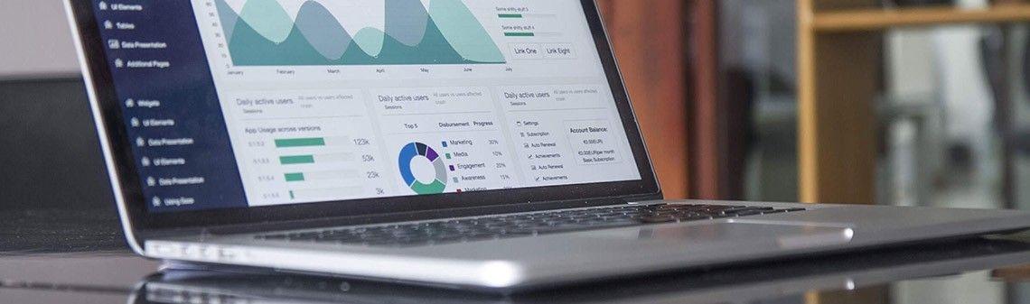 Data visualization vs. information management
