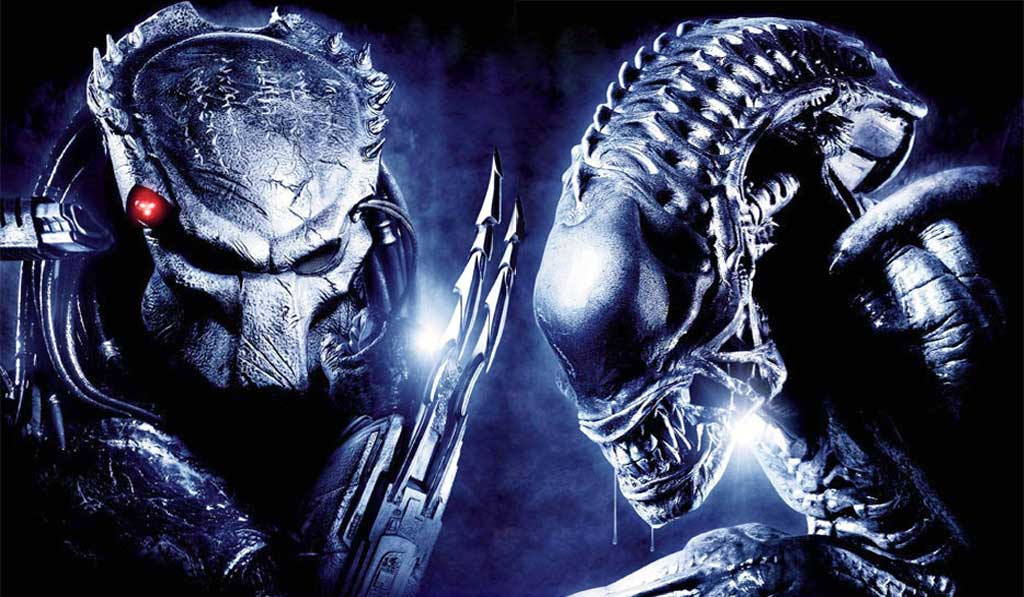 Predator and Alien