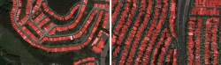 Satellite images semantic segmentation with deep learning