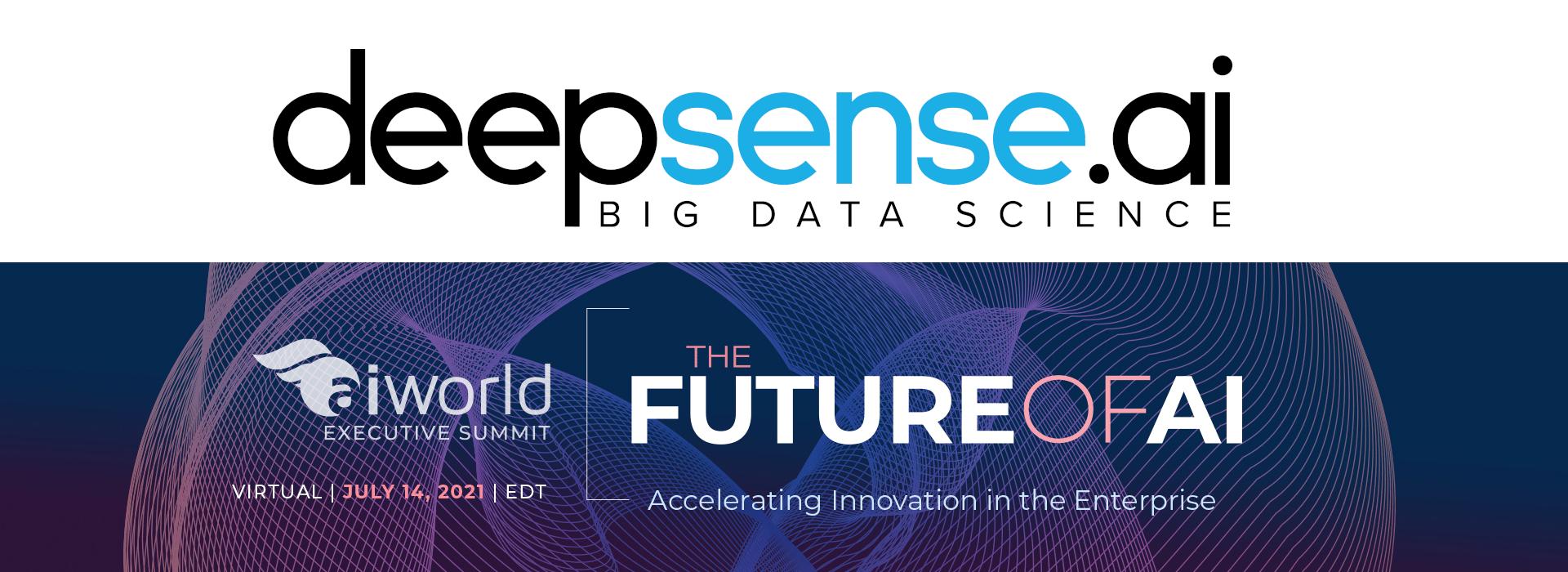deepsense.ai toshare its enterprise AI expertise at AI World Executive Summit: TheFuture ofAI