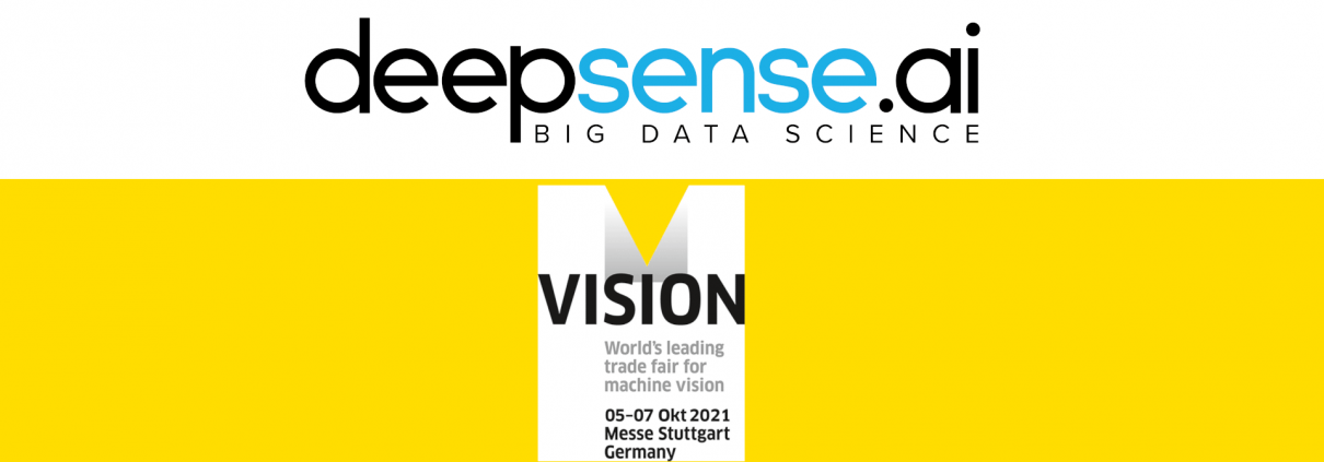 See you at VISION 2021 in Stuttgart