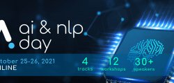 deepsense.ai together with Brainly to share NLP insights at AI & NLP Day 2021